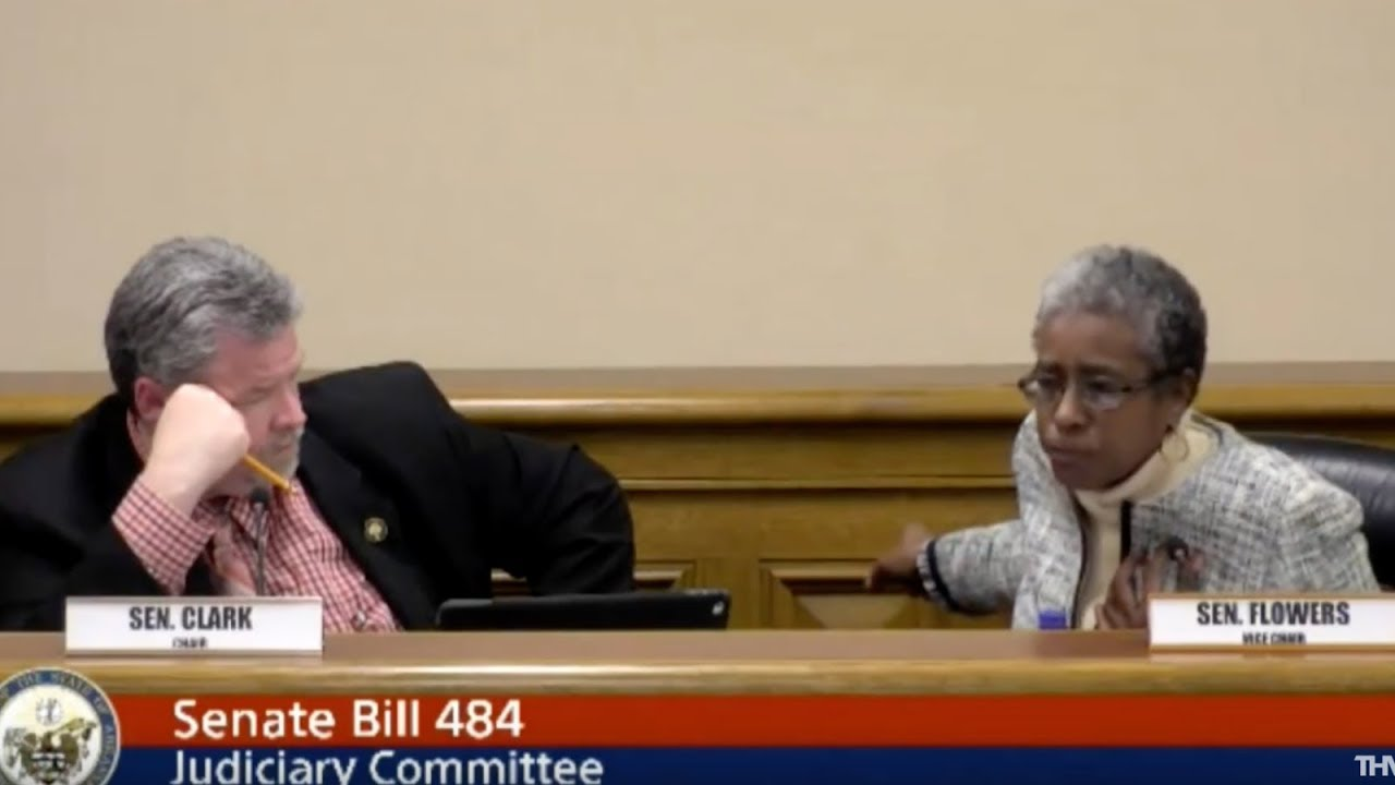 SEN.STEPHANIE FLOWERS IS DONE WITH WS BULL$HIT