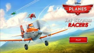 Plane racer Disney World Cartoon for kids - Colorful game