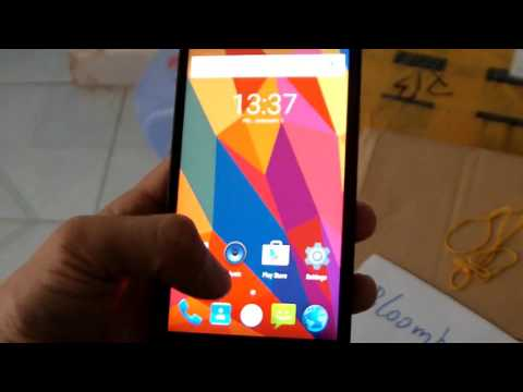 Oukitel C3 Smart phone have a first look