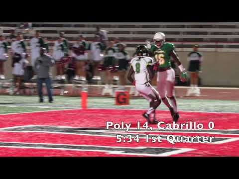 High School Football: LB Poly vs LB Cabrillo