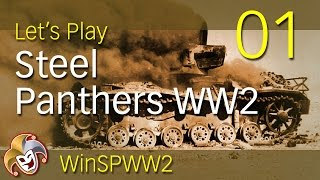 Steel Panthers WW2 ~ 01 Germans at Random El Agelia