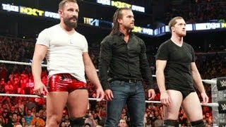 Adam Cole's NXT Stable Name Revealed thumbnail