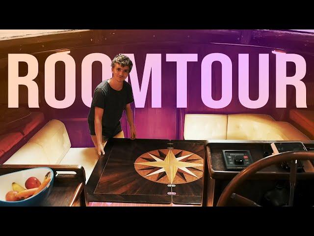 #059 | Roomtour von der Neuen! [Segeljungs Weltumsegelung]
