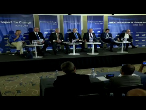 Panel Discussion on Iran, Prospect for Change