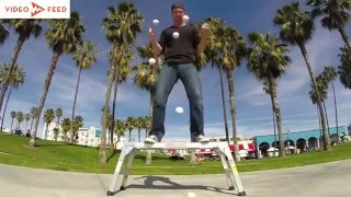 People Are Awesome   Incredible Crazy Skills and Talent HD !1