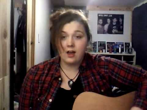 Kiss Me (Ed Sheeran) Cover by Courtney Hagen