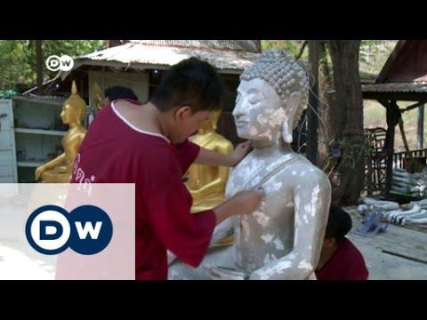 Extreme drug addiction treatment in Thailand | DW News
