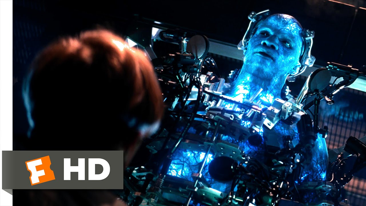 The Amazing Spider-Man 2 (2014) – Breaking Out Electro Scene (4/10) | Movieclips