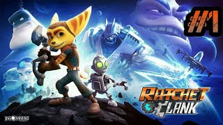 "RATCHET AND CLANK PS4 Cap 1 ""El duo dinámico""(no comentado)-JuanMi_23"