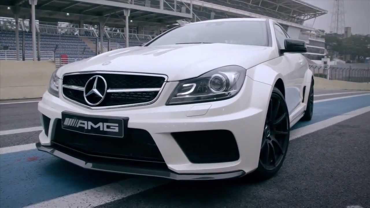 Mercedes C63 AMG Em Interlagos