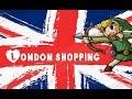 Dal diario di Ogu - London shopping
