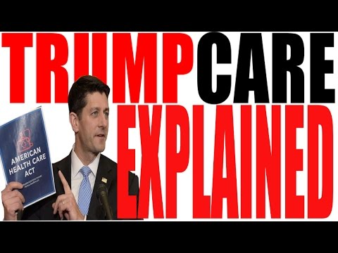 The Bill That Was Killed Trumpcare Explained