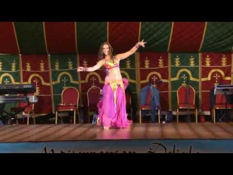 Ebru Becker - Mediterranean Delight Festival 2011 - Morocco Marrakech Competition