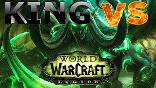 World of Warcraft: Legion - Demon Hunter (Creation Time)