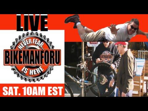 Bike Shop - Bikemanforu LIVE 11/14/15