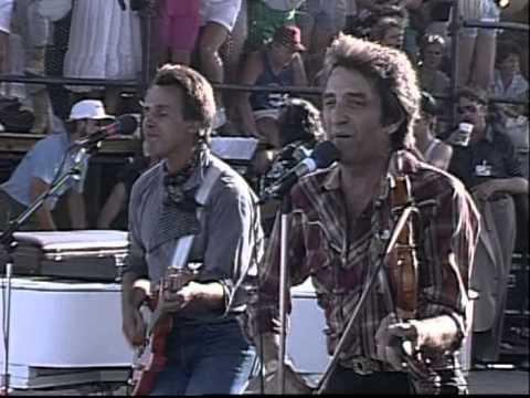 Doug Kershaw - Cajun Baby (Live at Farm Aid 1986)