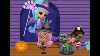 мультик игра, щенячий патруль на русском, Приключения в призрачном доме, Хэллоуин 2 , #PAW, щенки