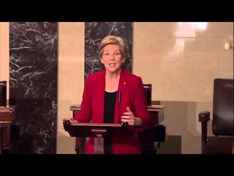 Senator Elizabeth Warren Introduces Student Loan Refinancing Budget Amendment