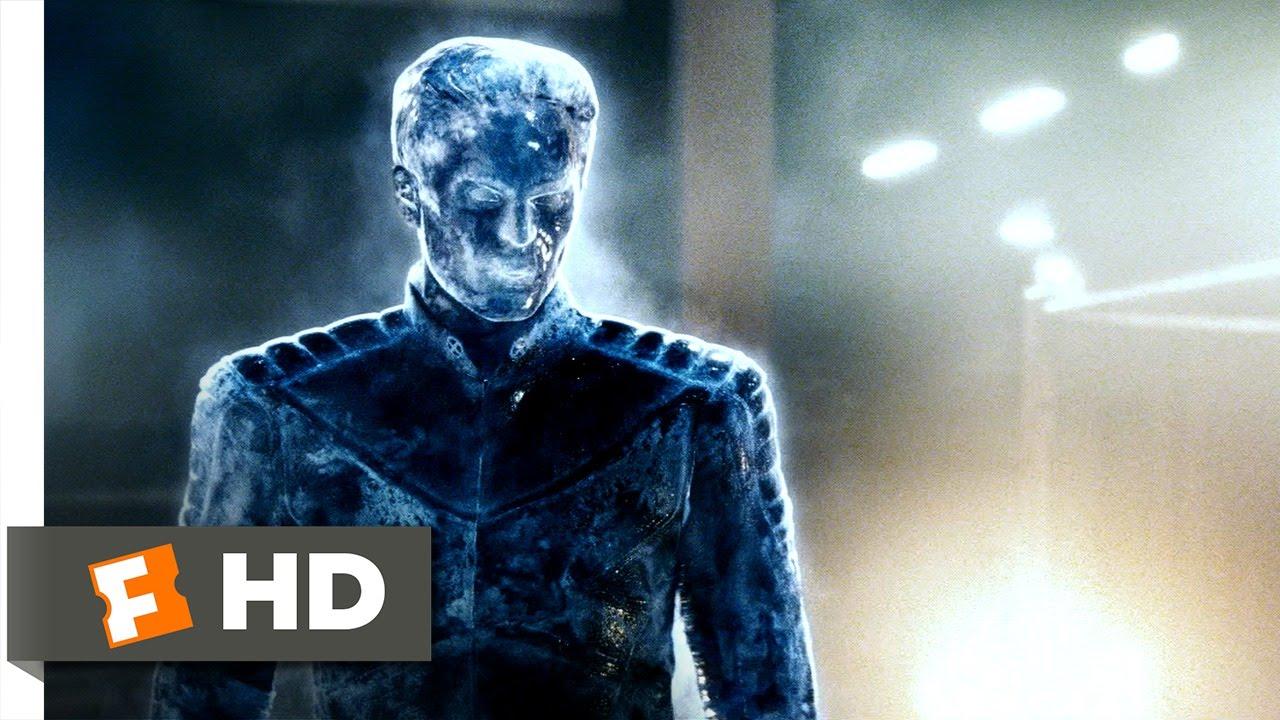 X Men Iceman Vs Pyro