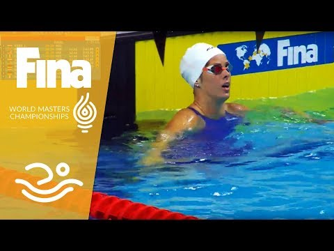 RE-LIVE - Swimming Day 2: Duna Arena Pool A | FINA World Mas