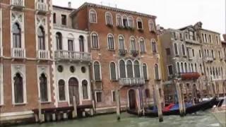 Венеция -Venezia город каналов и дворцов tourist guide Venice Italy(Одно из прозвищ города -