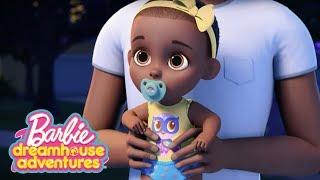 Baby-sitter ????????Barbie Dreamhouse Adventures ????Barbie Italiano