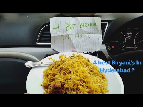 4 Best Biryani in Hyderabad Sindh