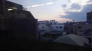 《車窓》京浜急行 エアポート急行 上大岡~新逗子