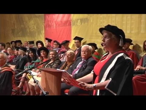 Graduation Ceremony 3 (part 2)