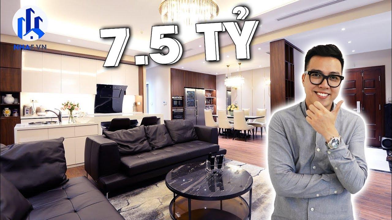 KHÁM PHÁ PENTHOUSE 157m2 3PN 2WC Tại Dự Án CENTRAL FIELD Trị Giá 7.5 TỶ ĐỒNG – NhaF [4K]