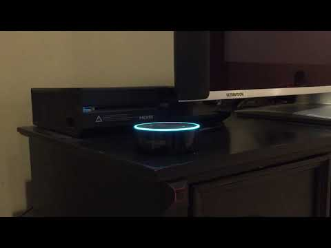 Amazon Alexa sings Mans Not Hot by Big Shaq