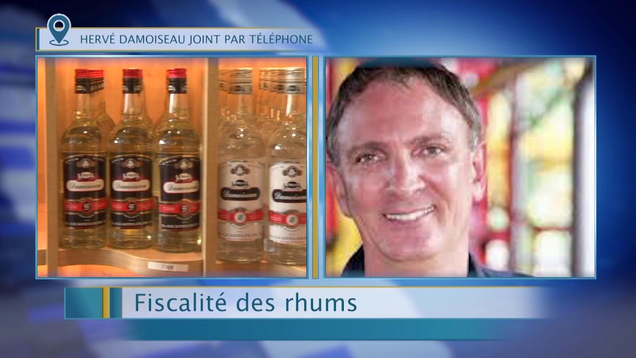 Le rhum bientôt plus cher en Guadeloupe ?