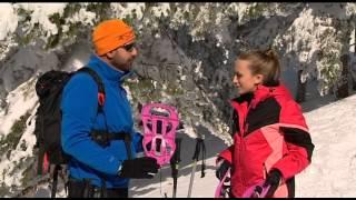 Ruta por los montes de Valsaín con raquetas de nieve