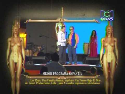 Premio India Catalina 2010  Los Pepa mejor Programa infantil Travel Video