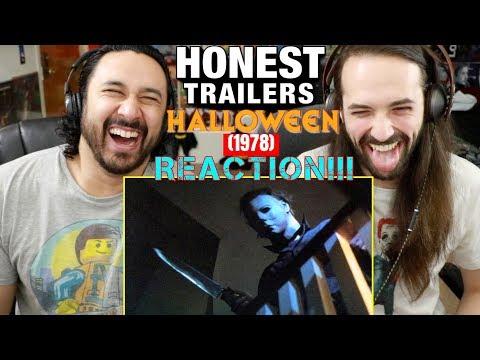 Honest Trailers - HALLOWEEN 1978 REACTION!!!