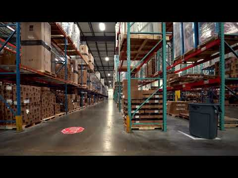 Rittal Houston Modification Center Video Tour Trailer