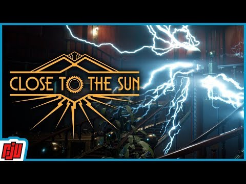 Close To The Sun Part 6 (Ending) | PC Horror Game | Gameplay Walkthrough