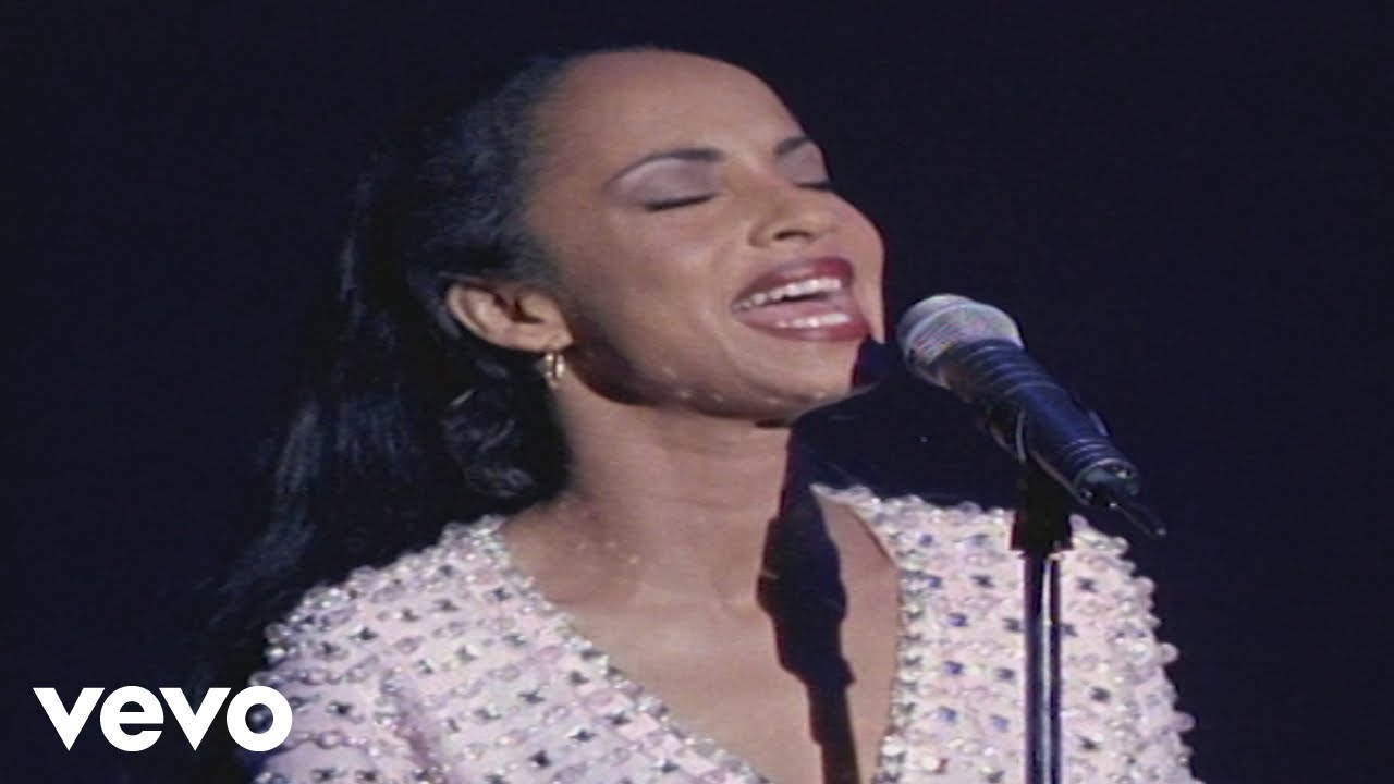 Sade | Is It A Crime (Live Video from San Diego)