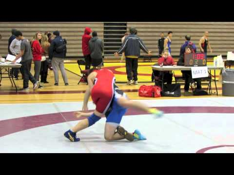 2012 McMaster Invitational: Bradford Gets Dirty