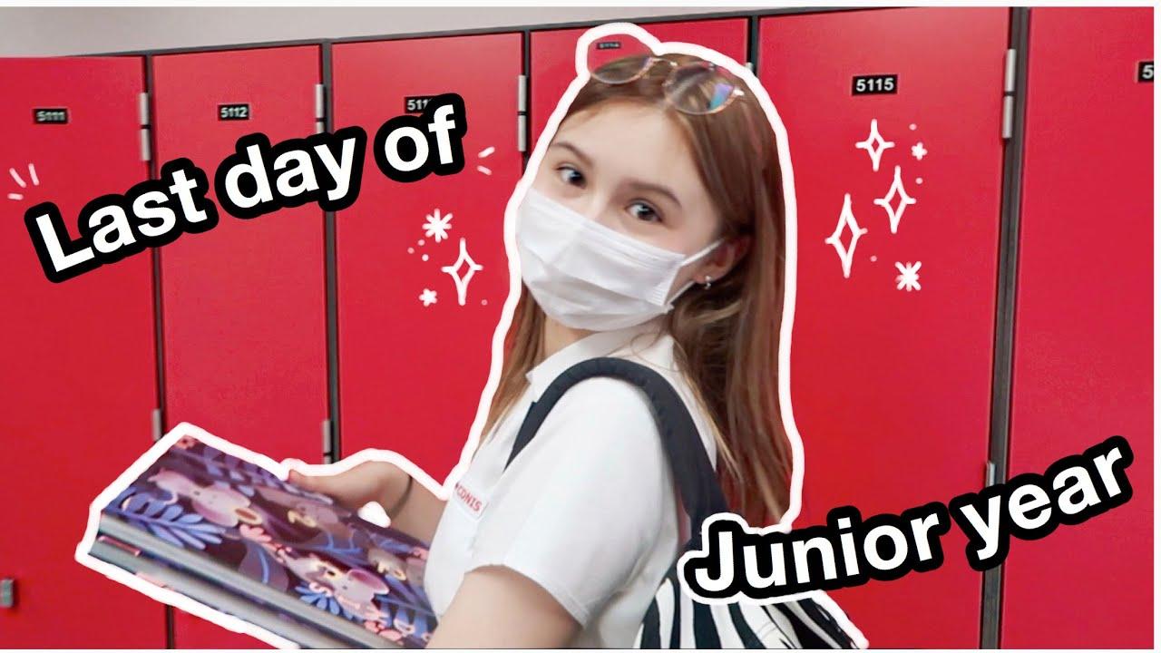 中學11年級 - 最後的一天//Last Day of Junior Year