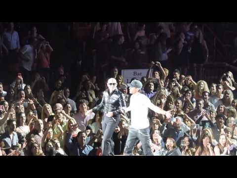 Enrique Iglesias and Pitbull Tour - Miami 2014