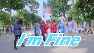 [KPOP IN PUBLIC] I'M FINE - BTS (방탄소년단) Dance Cover By The D.I.P From VIETNAM
