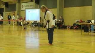 Poomsae Koryo (9) - Taekwondo - Munkebo 2014