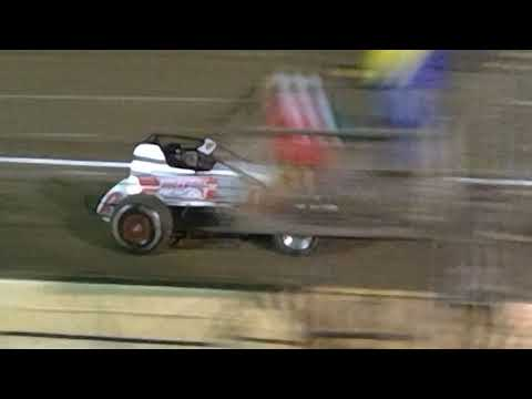 VRA Senior Sprint Car Main Event 08312019 Ventura Raceway