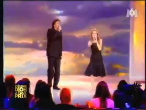 Daniel Levi avec Celine Dion