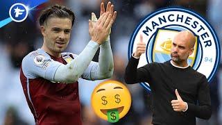 L'offre record de Manchester City pour s'offrir Jack Grealish | Revue de presse