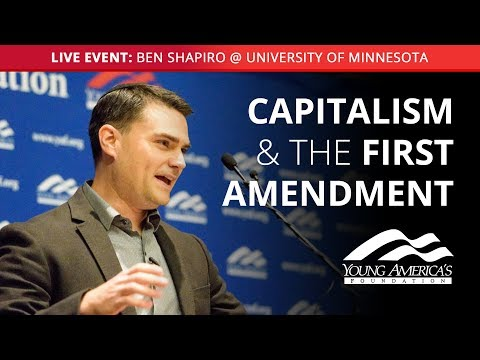 Ben Shapiro LIVE at University of Minnesota