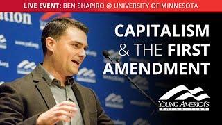 Ben Shapiro @ the University of Minnesota