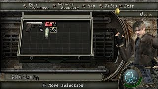 Resident Evil 4 Eggs and Knife Pro Run Redux 1-1
