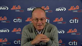 Steve Cohen's Introductory Press Conference